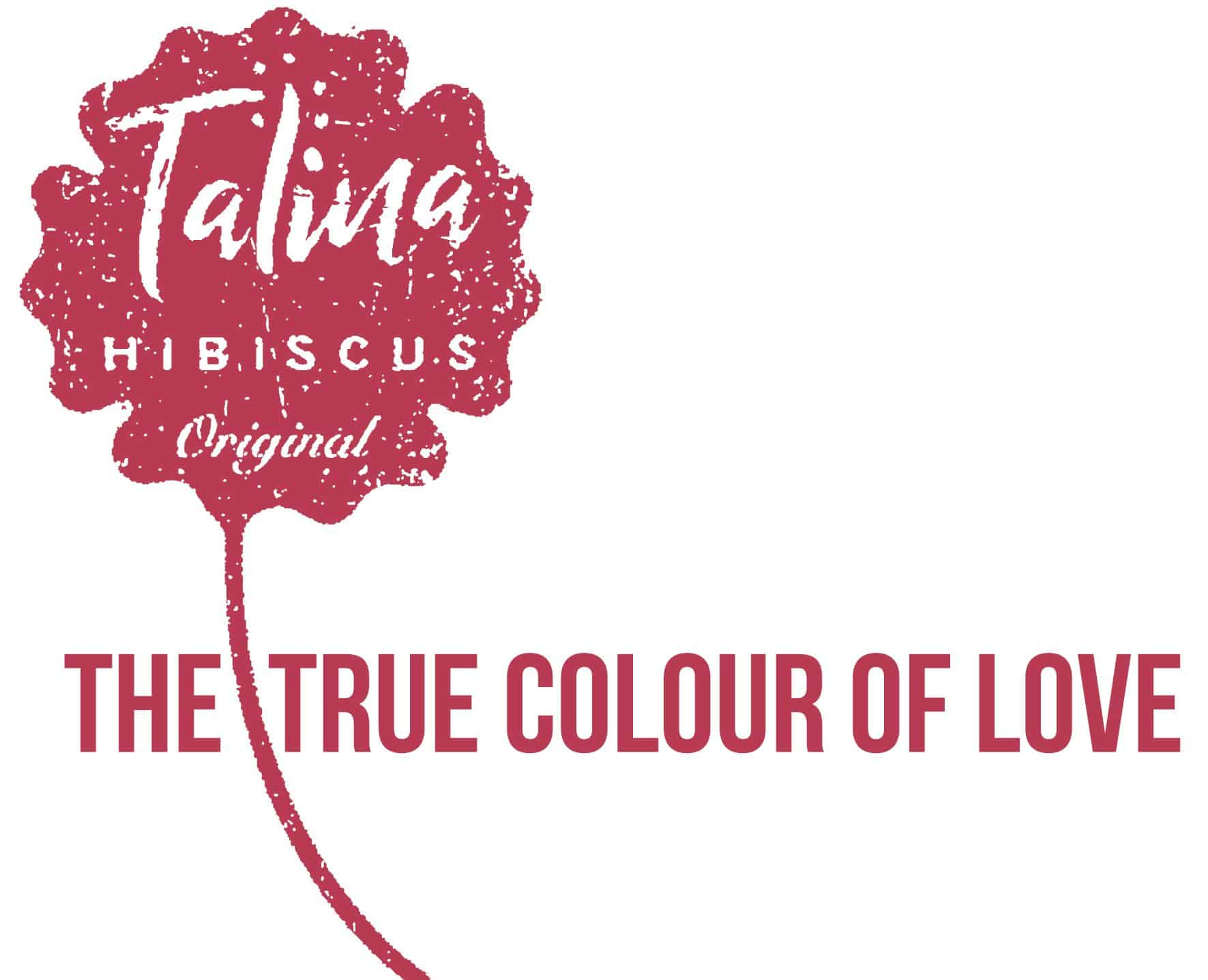 Talina, the true colour of Love